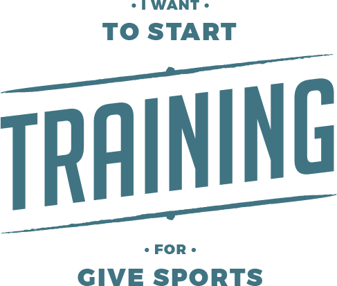 Become a trainer for Give Sports
